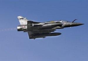 За сутки самолеты НАТО совершили в Ливии 58 боевых вылетов