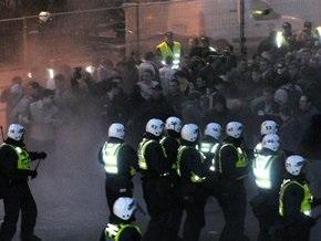 Парламент Эстонии разрешил применять войска для подавления массовых волнений