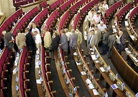 В ПР допускают создание коалиции из представленных в Раде партий