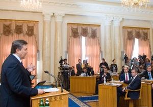 Янукович уволил одного из вице-премьеров