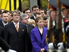 Ющенко и Тимошенко выразили соболезнования в связи с гибелью людей в Мумбаи