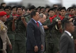 Путин осмотрел в порту Каракаса российский парусник Крузенштерн