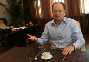 Яценюк прокомментировал результат своей политсилы на выборах: Я его не переоцениваю
