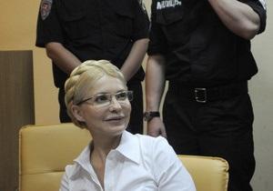 Гособвинитель: Невозможно удалить Тимошенко из зала заседаний за неуважение к суду