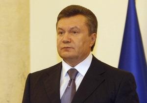 В связи со взрывом в Запорожье Янукович собрал в Крыму силовиков
