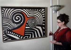 В США комиссионный магазин продал за 12 долларов картину стоимостью 9 тысяч