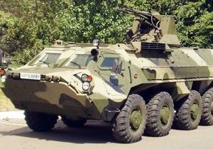 Гриценко подтвердил поставки украинского оружия в Ирак