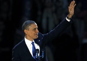 Лидеры ведущих стран мира поздравили Обаму с победой на выборах