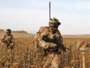 В Афганистане в ходе операции изъяли более 90 тонны наркотиков