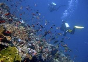 В океанских глубинах кислорода становится все меньше