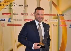 Президент компании Nemiroff Александр Глусь признан «Лучшим Предпринимателем года» в народном голосовании