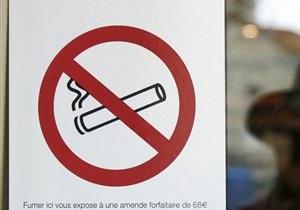 КМИС: В Украине падает число курящих