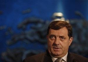 Боснийские сербы намерены расширить автономию в составе Боснии и Герцеговины