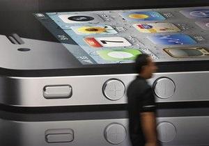 iPhone лидирует на рынке мобильной рекламы в США