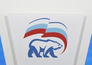 После обработки половины протоколов ЕР приблизилась к 50% голосов