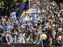 В Германии прошел Парад любви в стиле техно