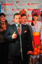 Фонд братьев Кличко и компания Nemiroff открыли новый спортивный зал