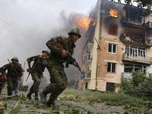 Журналист Корреспондента из Гори: В городе остались только старики, военные и журналисты