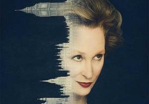 Опубликован первый постер к фильму о Маргарет Тэтчер