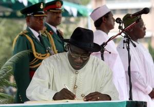 Нигерия отреагировала на призыв Каддафи разделить ее на две части: из Триполи отзывают посла