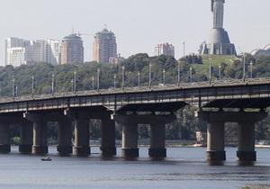 новости Киева - наводнение - погода - потоп - Госводагенство: Внезапное наводнение киевлянам не угрожает