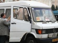 Киевские маршрутки признаны самым опасным видом транспорта