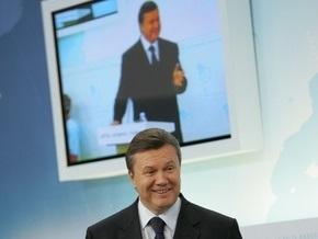 Янукович нацелился на победу уже в первом туре
