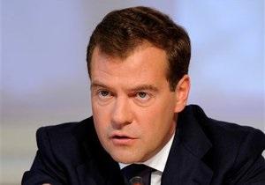 Медведев о свадебной стрельбе: В Нью-Йорке полиция открыла бы ответный огонь на поражение