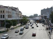 Три тысячи предпринимателей перекрыли главную магистраль Минска