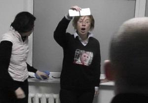 Дело Тимошенко - Депутаты в больнице Тимошенко: Бритоголовые мужчины тянули нас, как скот