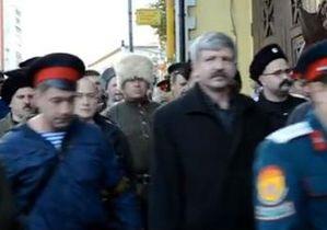 В Москве около 600 казаков планируют заняться патрулированием улиц