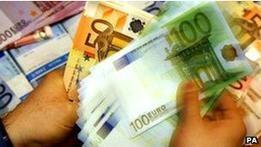 Ernst & Young предсказывает зимнюю рецессию в еврозоне