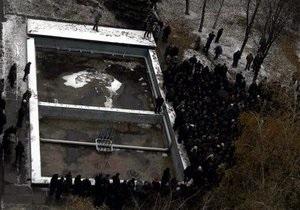 Донецкие власти решили выдать протестующим чернобыльцам одноразовую матпомощь