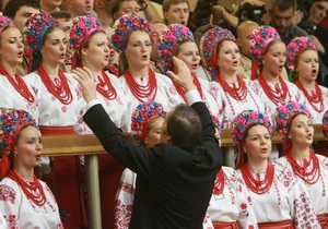 Сегодня под стенами парламента состоится концерт для депутатов