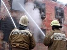 В новогоднюю ночь в  Киеве произошло 44 пожара: трое погибших