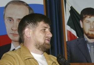 Кадыров назвал соперников Путина неудачниками