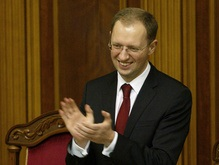 Яценюк поздравил Раду с праздником: Потому что все банкиры