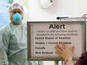 Темпы заболевания гриппом А/H1N1 в Австралии могут спровоцировать пандемию