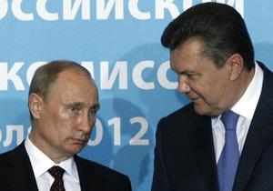 Янукович успокоил Путина: После 60-ти ничего не меняется, даже еще красивее жизнь