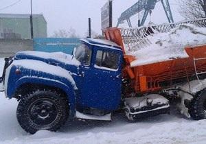 Ненастье на западе Украины: обесточены населенные пункты, не работают аэропорты