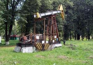 Во Львовской области произошла утечка нефти в реку