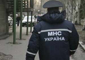 В Хмельницкой области из-за обвала железобетонной плиты погиб мужчина