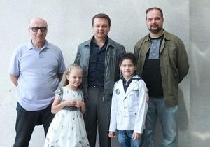 В Киеве снимут фильм с голливудскими актерами