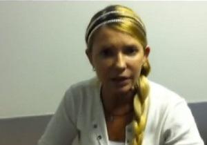 Тимошенко снова отказалась встречаться с депутатами