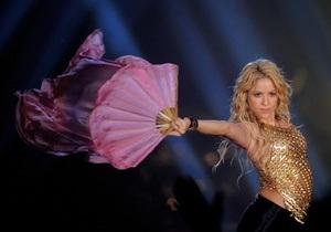 Шакира не будет отменять свой концерт в Минске