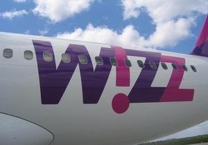 В Борисполе самолет Wizz Air выкатился за посадочную полосу: никто не пострадал