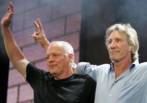 Участники Pink Floyd впервые за пять лет объединились