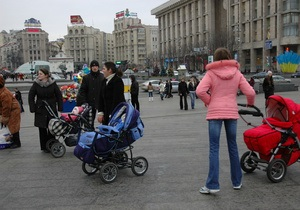 Киевляне живут на три года дольше, чем жители других регионов