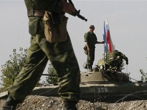 Грузинское ТВ: Еще один российский солдат бежал в Грузию