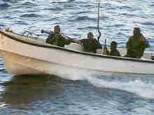 У берегов Гвинеи пираты напали на судно с украинским экипажем
